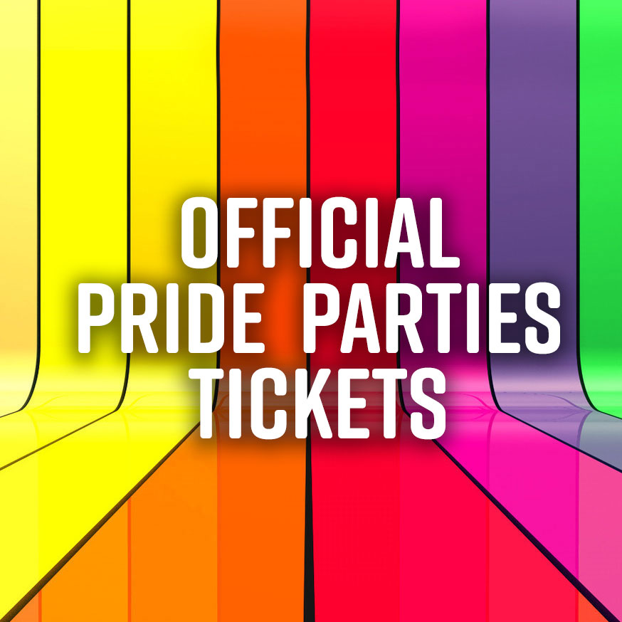 Official Pride Parties