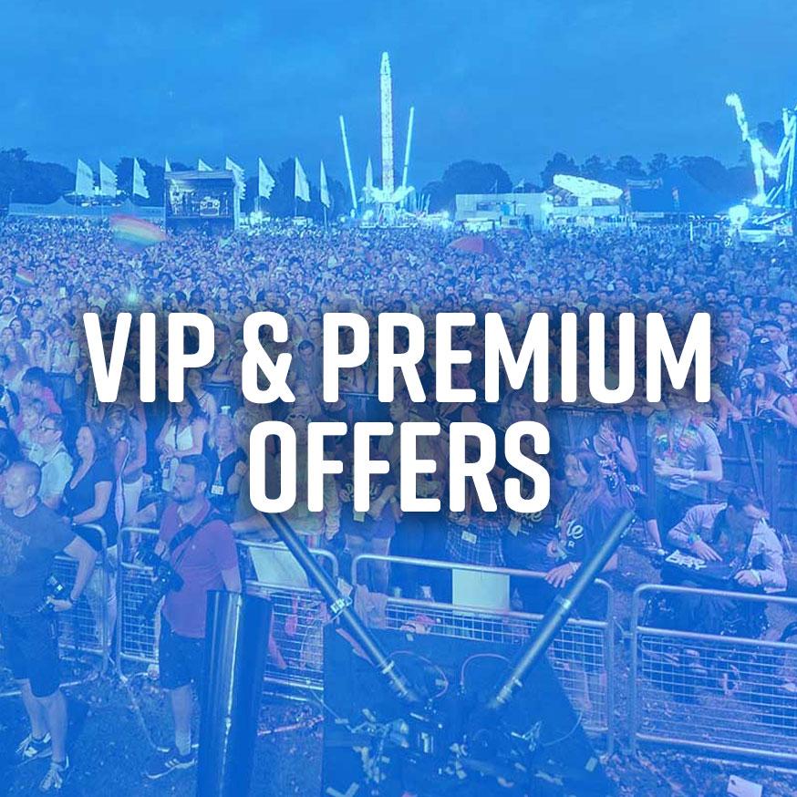 VIP & PREMIUM OFFERS 2019